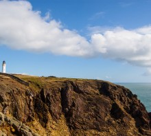 Mull of Galloway, Scotland's most Southerly Point, Rhins of Galloway