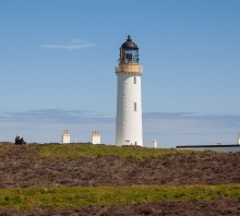 Mull of Galloway Lighthouse, Scotland's most Southerly Point