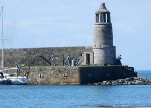 Port Logan Fishing, South West Scotland