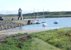 Port Logan, Rhins of Galloway, South West Scotland
