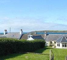 Port Logan Holiday Cottage, Galloway, South West Scotland