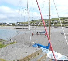 Boat trip, Port Logan, Dumfries and Galloway